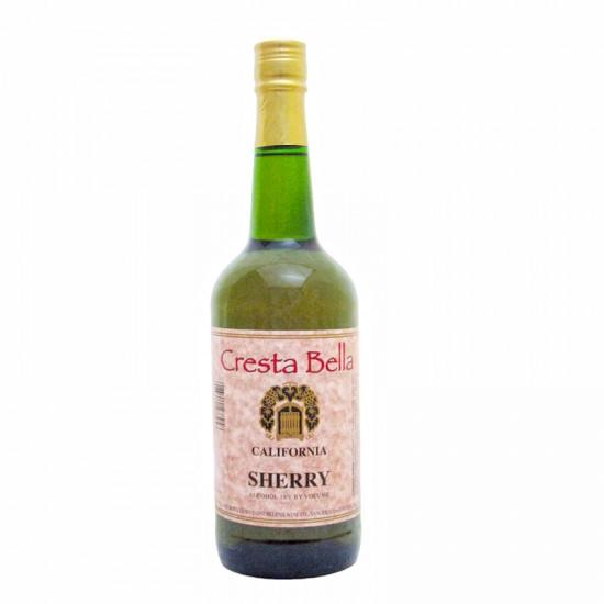 Cresta Bella Sherry
