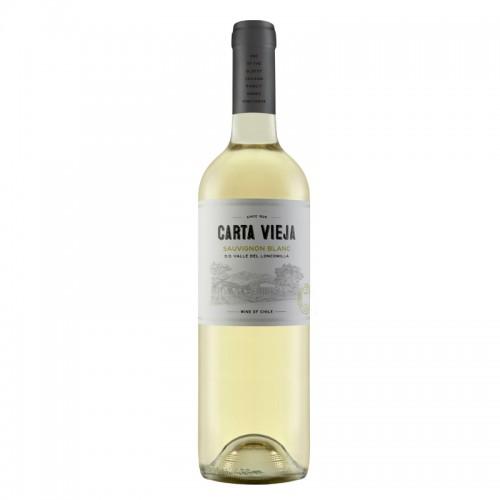 Carta Vieja Sauvignon Blanc 2019