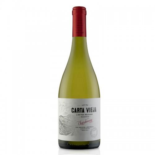 Carta Vieja Chardonnay Limited Release 2017