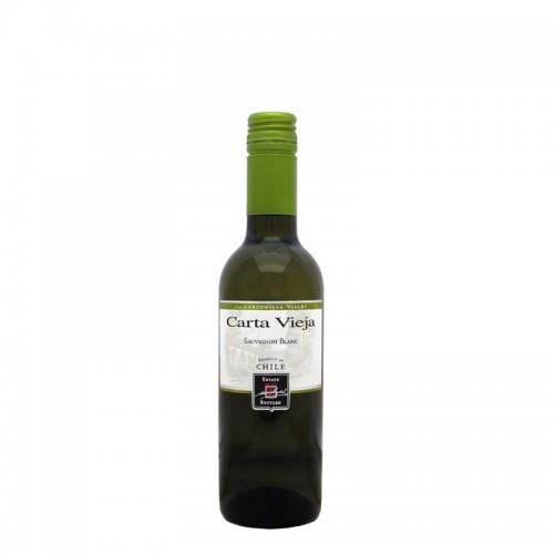 Carta Vieja Sauvignon Blanc 2017 - 18.7cl
