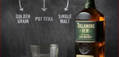 Tullamore DEW The Power of Three - Tullamore Dew Irish Whiskey