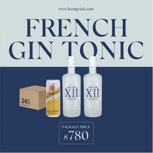 XII Gin Distille en Provence