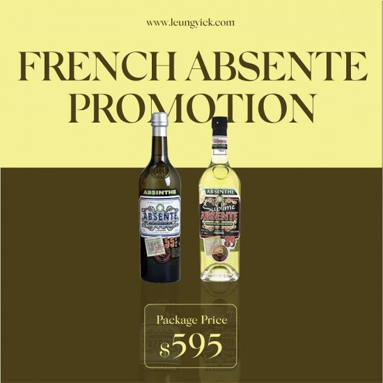 Sublime Absente 89%