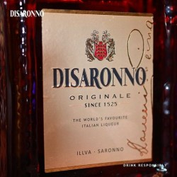 An icon of taste, Disaronno Originale is the world's favourite Italian liqueur.
