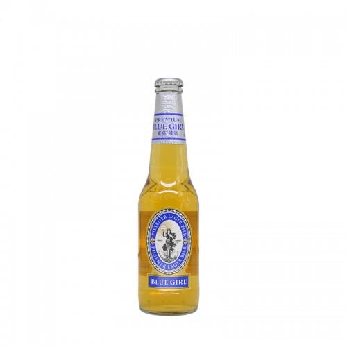 Blue Girl Beer (btl) - per case
