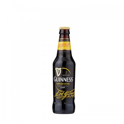 Guinness Stout Beer (btl) - per case
