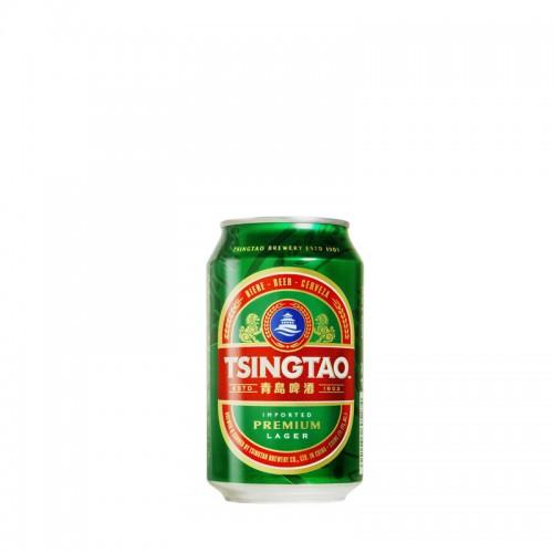 Tsingtao Beer (can) - per case