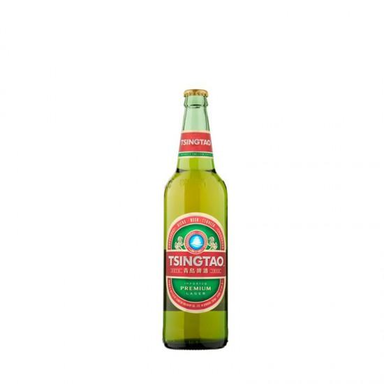 Tsingtao Beer (btl 640ml) - per case
