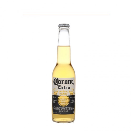 Corona Extra Lager Beer (btl) -  per case
