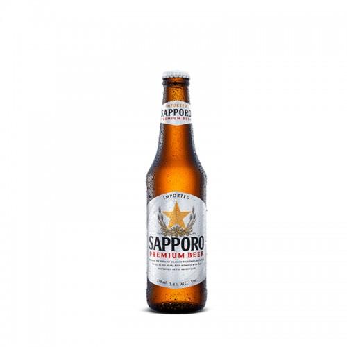 Sapporo Draft (btl) - per case