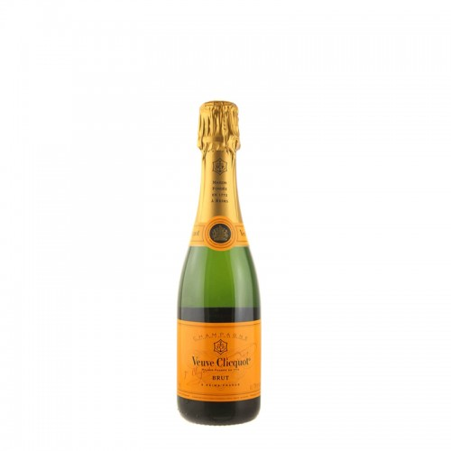 Veuve Clicquot Brut Yellow Label NV(Half Btl 37.5)