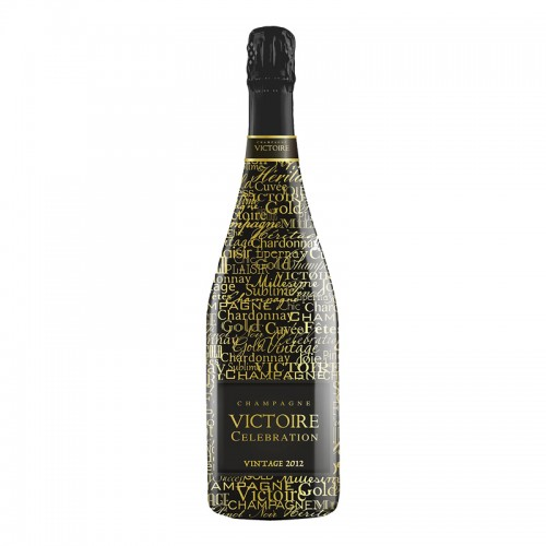 Champagne Victoire (Celebration) Brut Vintage 2012