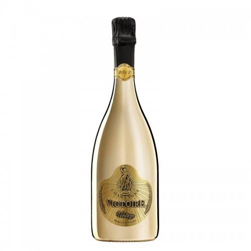 Champagne Victoire (Gold) Brut Millesime Vieilli Vintage 2012