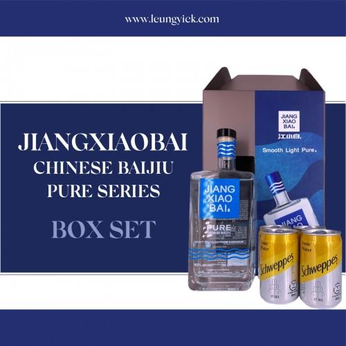 Jiangxiaobai Chinese Baijiu Pure Series Box Set