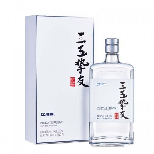 JIANGXIAOBAI (Intimate Friend) Craft Gaoliang Liquor