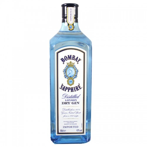 Bombay Sapphire Gin - litre