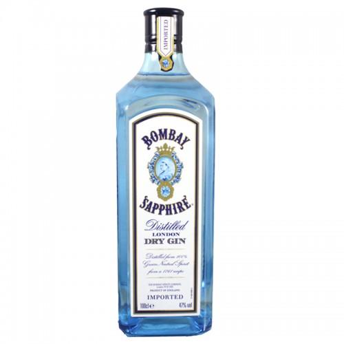 Bombay Sapphire Gin - litre