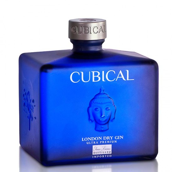 CUBICAL (Ultra Premium) London Dry Gin