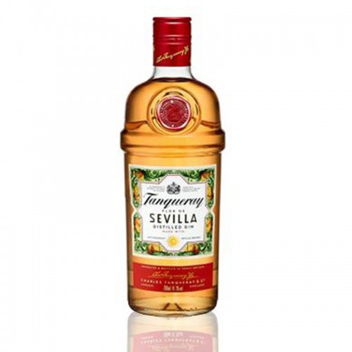Tanqueray Flor De Sevilla Gin – litre