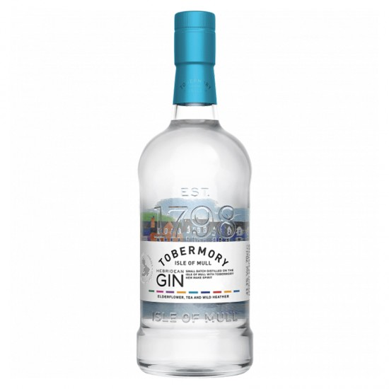 Tobermory (Isle of Mull) Hebridean Gin