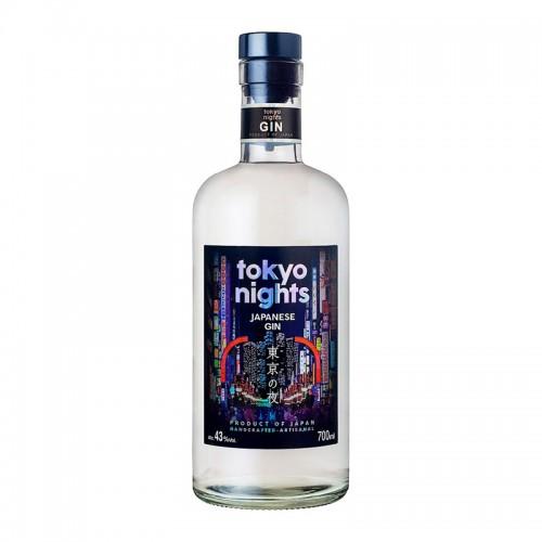Tokyo Nights Artisanal Japanese Gin