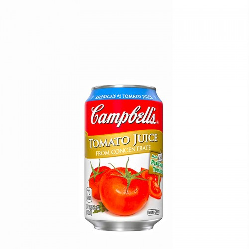 Campbell's Tomato Juice (can 5.5 oz) - per case