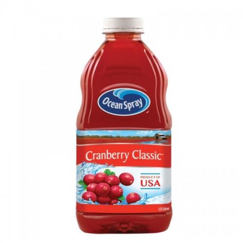 US Ocean Spray Cranberry Juice - btl (1.5L)