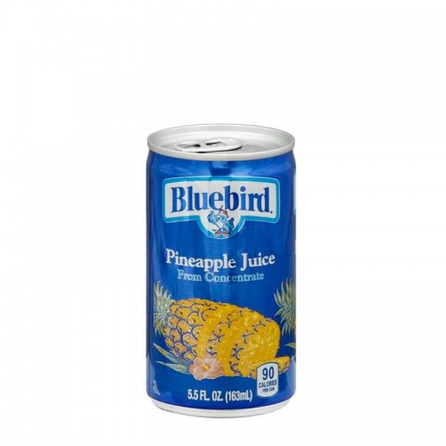 U.S.A. Bluebird Pineapple Juice - can 5.5oz