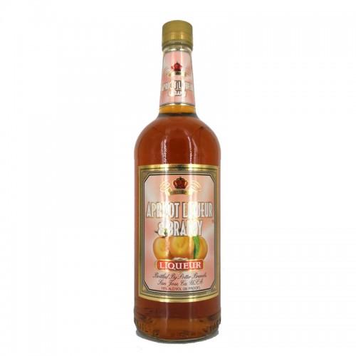Potter's Apricot Brandy - litre