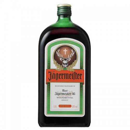 Jagermeister Herbs Liqueur - litre