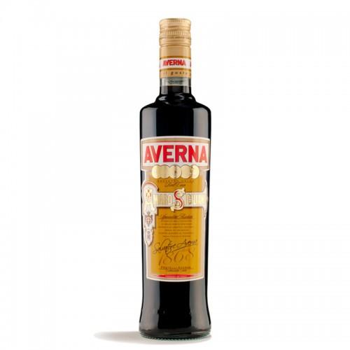 AMARO AVERNA Italian Liqueur