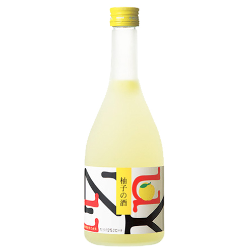 Wakatsuru Yuzu-no-Sake - half bottle