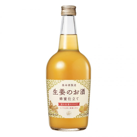 Yomeishu Ginger Liqueur