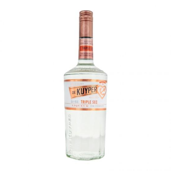 De Kuyper Triple Sec Liqueur - litre