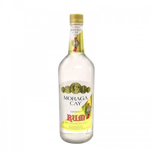 Moraga Cay (White) Rum - litre