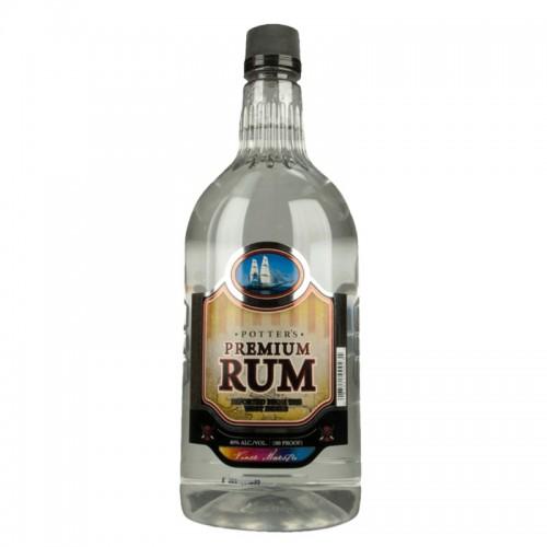 Potter's Rum (White) - litre