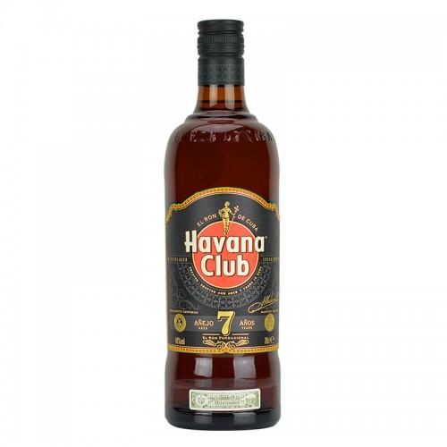 Havana Club Rum 7 Years
