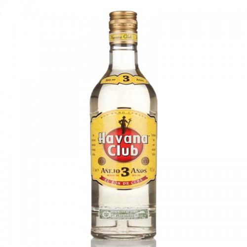 Havana Club Rum 3 Years