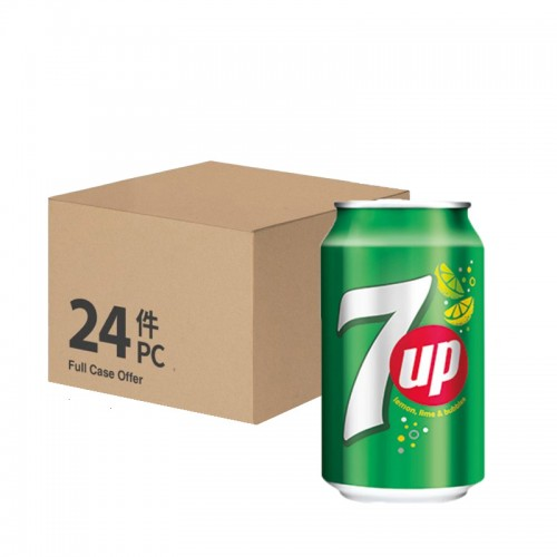 7 Up (can) - per case