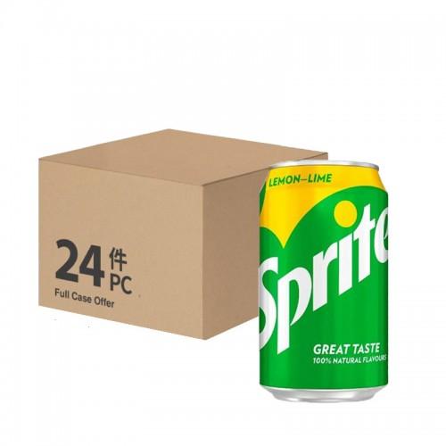 Sprite (can) - per case