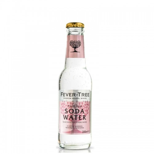 Fever-Tree Soda Water - btl per case