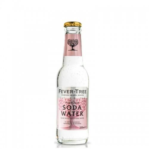 Fever-Tree Soda Water - btl per case