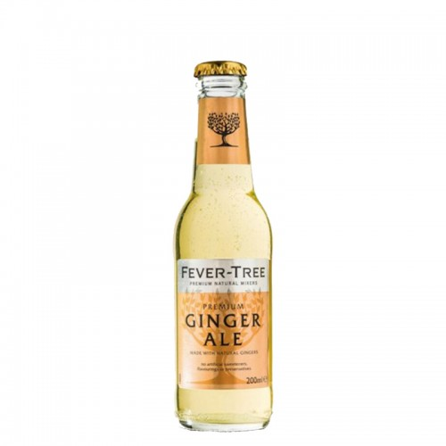 Fever-Tree Ginger Ale - btl per case