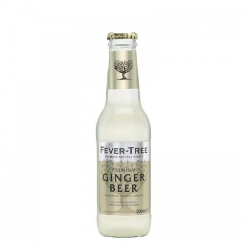 Fever-Tree Ginger Beer - btl per case
