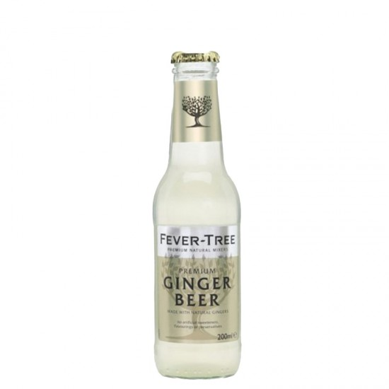 Fever-Tree Ginger Beer - btl per case