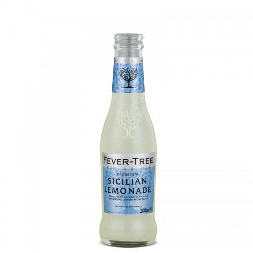Fever-Tree Sicilian Lemonade- btl per case