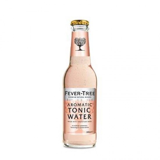 Fever-Tree Aromatic Tonic Water – btl