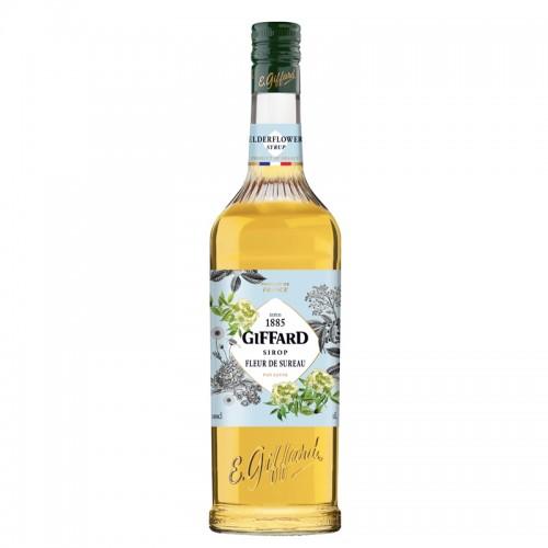 Giffard Elderflower (Fleur de Sureau) Sirop -litre