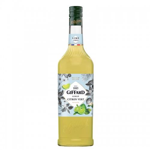 Giffard Lime (Citron) Sirop - litre