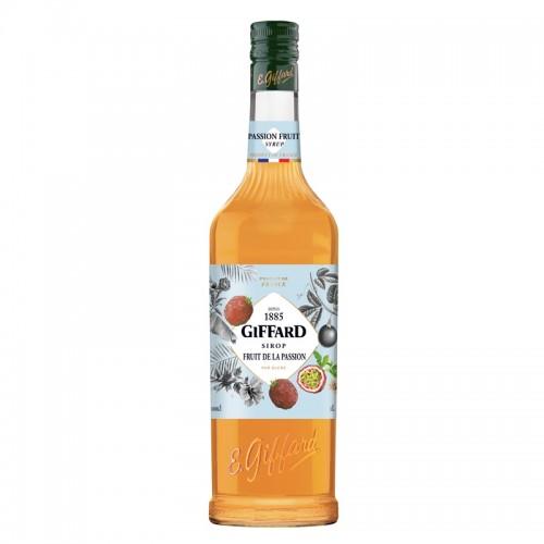 Giffard Passion Fruit (Fruit de la Passion)Sirop-L